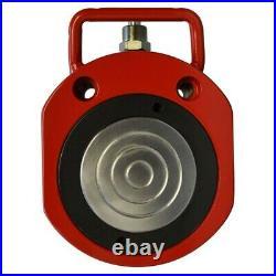 100 Ton 16mm 0.63 Stroke Hydraulic Cylinder Low Profile Flat Jack Ram