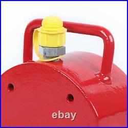 100 Tons 16mm Stroke Single Acting Hydraulic Cylinder Low Profile Flat Jack Ram