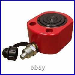 10Ton 25mm 0.98 Stroke Multi Stage Hydraulic Cylinder Flat Jack Low Profile Ram