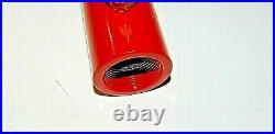 10 Ton Hydraulic Ram with 10 stroke threaded ends 1.25 threads- Blackhawk