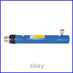 16 AES 10 Ton Hydraulic Threaded Ram with 10 Stroke for Frame Machines 81110