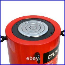 200 Ton Hydraulic Cylinder 5.90 (150mm) Stroke Jack Ram 285mm Closed Height