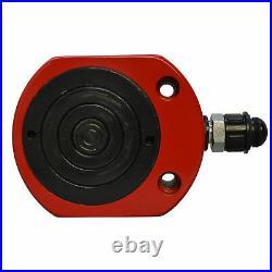 20 Ton Cylinder Capacity 26mm Stroke Multi-Stage Hydraulic Cylinder Jack Ram