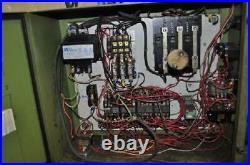 25 TON ROUSSELLE OBI PRESS 2 STROKE 10-3/4 SHUT HEIGHT 2 RAM ADJUSTMENT 20 x
