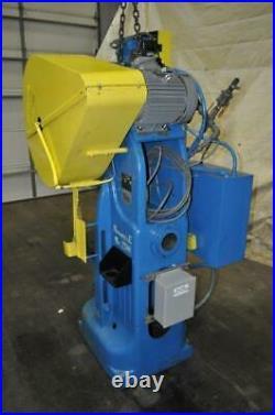 25 Ton Rousselle Horn Press 4 Stroke 2 Ram Adjustment 6 14.5 Shut Height 1