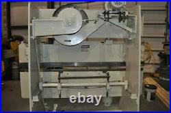 25 Ton Wysong Mechanical Press Brake 2 STROKE 10 ¼ OPEN HEIGHT 3 MANUAL RAM AD