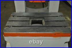 35 Ton Bliss Obi Press 3 Stroke 2-1/2 Ram Adjustment 10-3/4 Shut Height 26 L