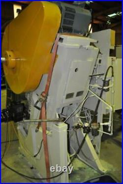 45 Ton Minster Obi Press 3 Stroke 10.25 Shut Height 2.75 Ram Adjustment 60-1