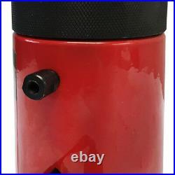 50 Ton Cap. Hydraulic Cylinder Ram 50mm Stroke Jack Ram Lifting With Lock Nut