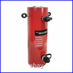 50 Ton Hydraulic Cylinder Ram 300mm Stroke 19.35 In Closed Height DOUBLE ACTING