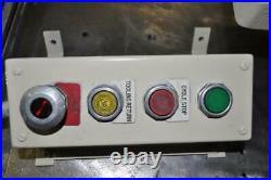 50 Ton P & H Hydraulic Press Stroke 22 inches Daylight 30 Ram Size 6.5 x 6