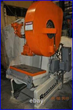 60 Ton Rousselle OBI Press 4 STROKE 11 SHUT HEIGHT 3 ½ RAM ADJUSTMENT 90 SPM
