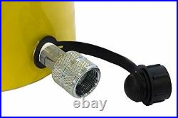 60 tons 4 stroke Single Acting Hollow Ram Hydraulic Cylinder Jack YG-60100K