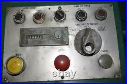 75 Ton Danly Flywheel Style Obi Press 8 Stroke 21 Shut Height 3 Ram Adjustmen