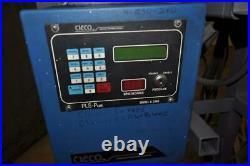 80 Ton Rousselle SSDC Press 80 x 30 Stroke 6 Shut Height 21 1/4 Ram Adj
