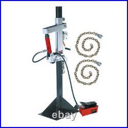 Champ 10 Ton Pulling Post Kit with Blackhawk Hydraulic Pump and Stroke Ram 8820