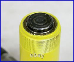 ENERPAC RC104 RAM CYLINDER 10 TON HYDRAULIC With 4 STROKE