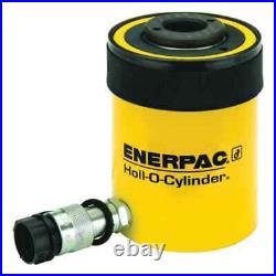 ENERPAC RCH-202 Hydraulic Cylinder Hollow Ram 20 Ton 2 Stroke Holl-O 10,000 PSI