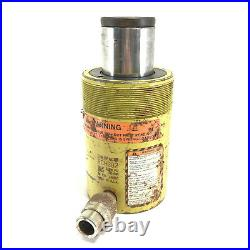 ENERPAC RCH-302 30 Ton Capacity Hollow Cylinder Ram 2.5 in. Stroke TESTED