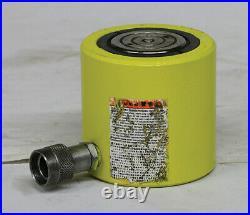ENERPAC RCS502 RAM CYLINDER 5 TON HYDRAULIC With 2 STROKE