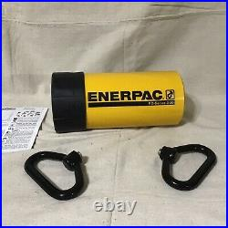 ENERPAC RC-Series RC506 10,000 PSI 50 TON 6 1/4 in Stroke Hydraulic Ram Cylinder
