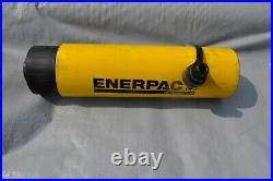 Enerpac Hydraulic Ram, Cylinder, 30 tons, 8-1/4in. Stroke RC308. SERVICE RADY