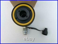 Enerpac RCH 202 Hydraulic Holl-O-Cylinder 20 Tons Capacity 2 Stroke Hollow Ram