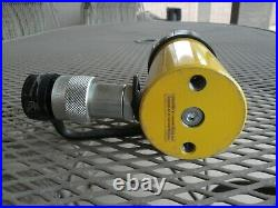 Enerpac RC-152 hydraulic ram 15 ton 2 stroke New, never used. No box