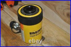 Enerpac Rch-202 Hydraulic Cylinder Hollow Ram 20 Ton 2 Stroke New