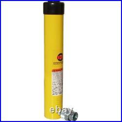 Esco 10305 Hydraulic Ram 10-Ton 10-1/8 Stroke