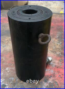 Fluid Power Tech CRM 60/150-F0-SP 60 ton 6 Stroke Hydraulic Ram with Hollow Ram