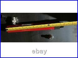 Heavy Duty 10 Ton Capacity 10 Stroke Hydraulic Ram. For Frame Machine & towers