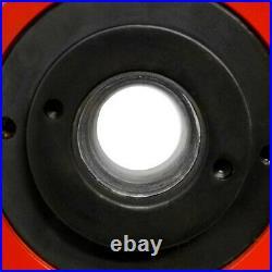 Hollow Plunger 100 Ton Hydraulic Cylinder Jack Ram Lifting 2.95 (75mm) Stroke