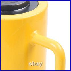 Hydraulic Cylinder Jack 50 Tons 6 Stroke Single Acting Hollow Ram Heavy Duty US
