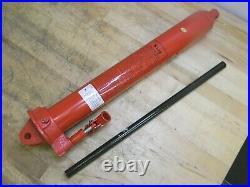 Hydraulic Long Ram Jack 8 Ton Capacity 19-1/2 Piston Stroke