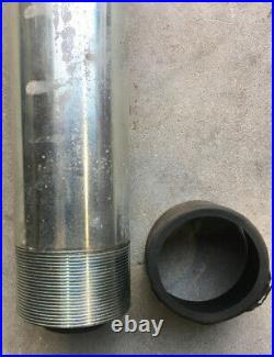 Hydraulic Ram Cylinder 25 ton 14 Stroke Nike/Rehoboth Hydraulics New