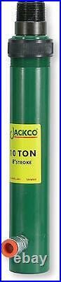 Jackco 10 Ton 8 Stroke Hydraulic Ram. Free Shipping