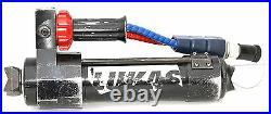 Lukas LTR12/575EN 12-ton Hydraulic Telescopic Ram Cylinder Jack 22 Stroke 120kN