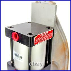 Mead AP-400CX2.5 3/4 Ton Pneumatic Arbor Press 1 Ram 2-1/2 Stroke