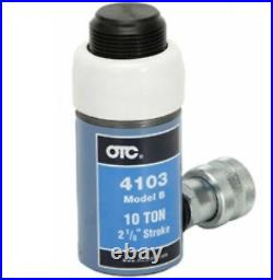 New Factory Sealed SPX OTC 10 Ton Ram Cylinder #4103 2-1/8 Stroke