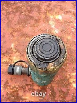 Power Team SPX Cylinder Ram Jack 20 Ton 4 Stroke