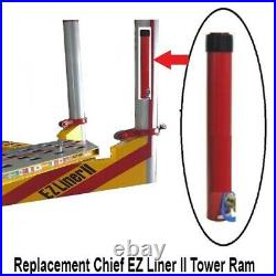 Replacement Chief EZ Liner II Tower Ram 5-Ton ram 10 Stroke Compare to 602378