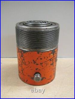 SPX Power Team C552C 55-Ton 2 Stroke Hydraulic Cylinder Ram Used Free Shipping