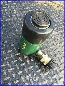 Simplex 25 Ton 2 Stroke Hydraulic Cylinder R252 50,000 Lb Capacity Ram