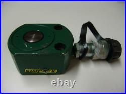 Simplex RFS20 Pancake Hydraulic Cylinder Ram 20 Ton. 44 Stroke #1