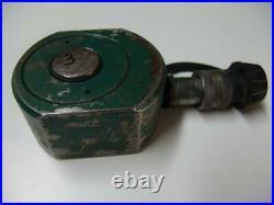 Simplex RFS-30 Pancake Hydraulic Cylinder Ram 30 Ton. 50 Stroke #1