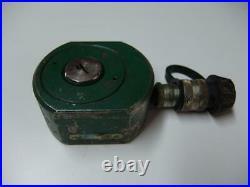 Simplex RFS-30 Pancake Hydraulic Cylinder Ram 30 Ton. 50 Stroke #2