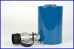 TEMCo HC0009 Hydraulic Cylinder Ram Single Acting 20 TON 2 Inch Stroke