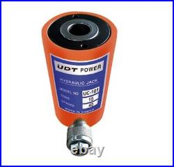 UDT POWER UC-101 (10T 40mm) Hydraulic Center Ram Jack Tons 10T Stroke 40mm
