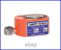 UDT POWER ULS-300 Hydraulic Short Ram Tons 30T Stroke 13mm